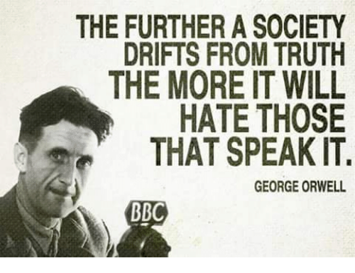violence in 1984 by george orwell