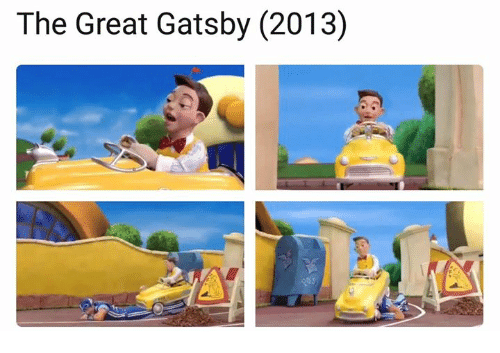 The Great Gatsby: The Great Gatsby (2013)