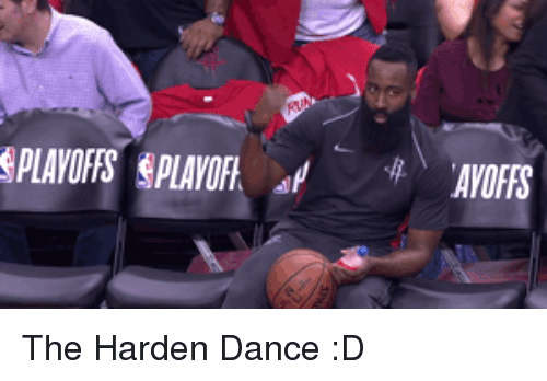 Dance, Harden, and The