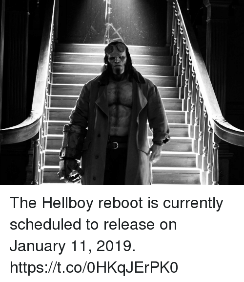 25+ Best Memes About Hellboy