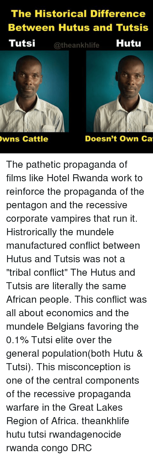 the conflict between the tutsis and the hutus Hu u (ho͞o′to͞o′) n pl hutu or hu us a member of a bantu people inhabiting rwanda and burundi hutu (ˈhuːˌtuː) n, pl -tu or -tus (peoples) a member of.