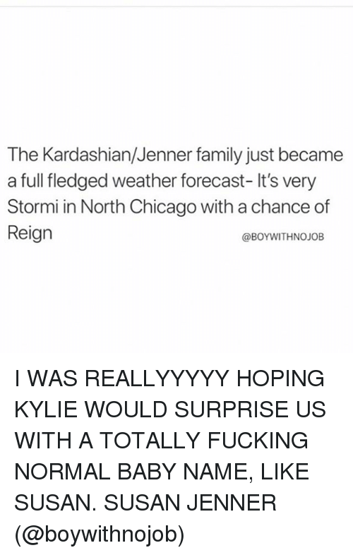 The Kardashianjenner Family Just Became A Full Fledged Weather