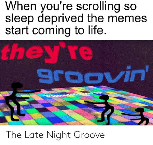 late night: The Late Night Groove