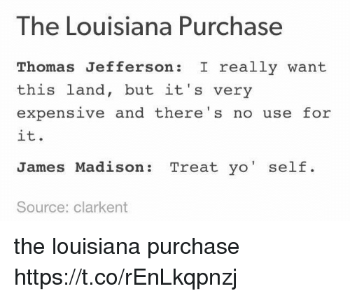 Thomas jefferson louisiana purchase essay