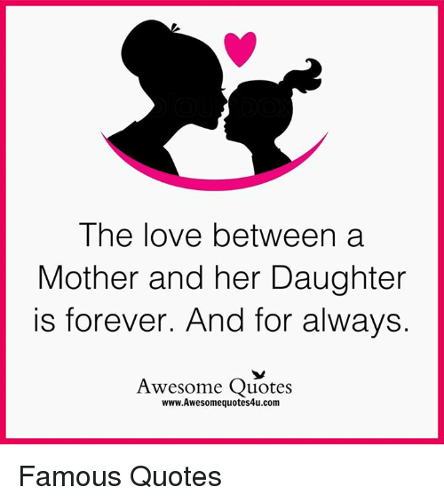 Love quotes between mother and daughter mother daughter for The bond between mother and daughter