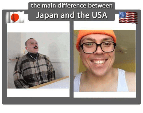 ethical differences between japan and usa What is the difference between american & russian cultures in business in the united states meetings are slightly less formal, with participants interacting.