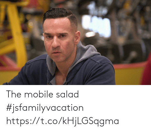 salad: The mobile salad #jsfamilyvacation https://t.co/kHjLGSqgma