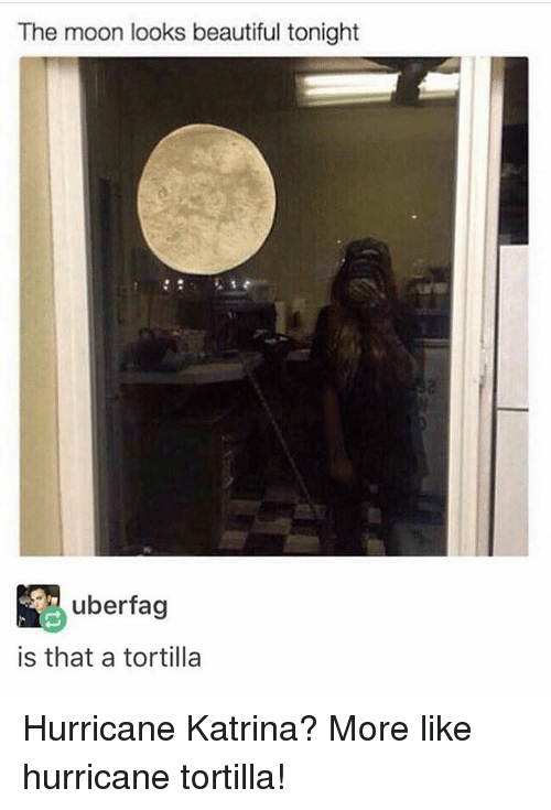 Hurricane Tortilla