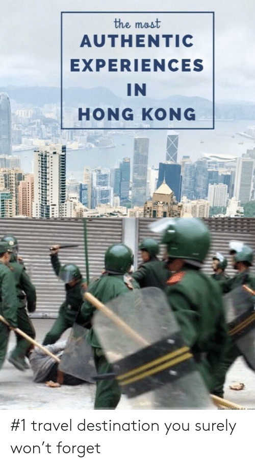 surely: the most  AUTHENTIC  EXPERIENCES  IN  HONG KONG #1 travel destination you surely won't forget