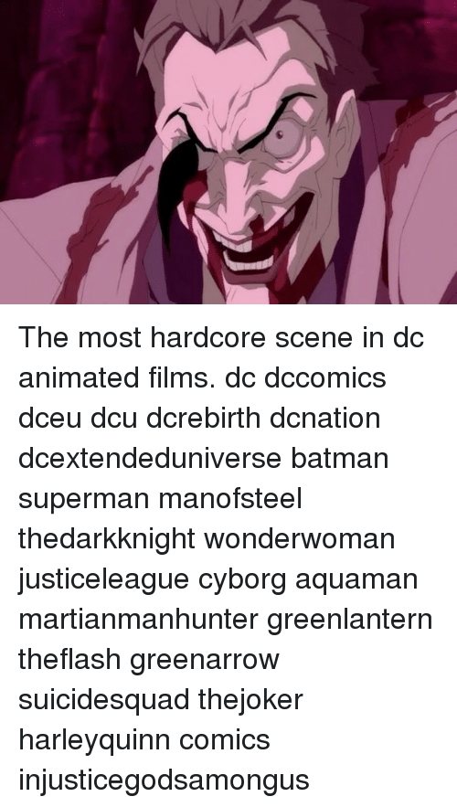 Supermane: The most hardcore scene in dc animated films. dc dccomics dceu dcu dcrebirth dcnation dcextendeduniverse batman superman manofsteel thedarkknight wonderwoman justiceleague cyborg aquaman martianmanhunter greenlantern theflash greenarrow suicidesquad thejoker harleyquinn comics injusticegodsamongus