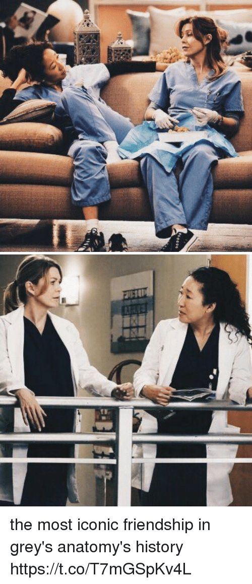 Funny, History, and Iconic: the most iconic friendship in grey's anatomy's history https://t.co/T7mGSpKv4L