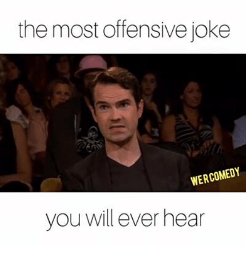 The Most Offensive