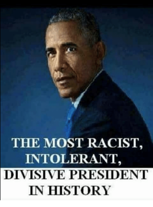 History, Racist, and President: THE MOST RACIST,  INTOLERANT,  DIVISIVE PRESIDENT  IN HISTORY