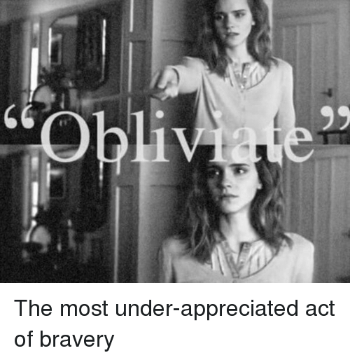 Girl Memes: The most under-appreciated act of bravery