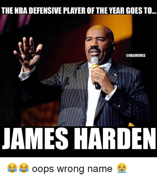James Harden Yearly Stats: 25+ Best Memes About NBA