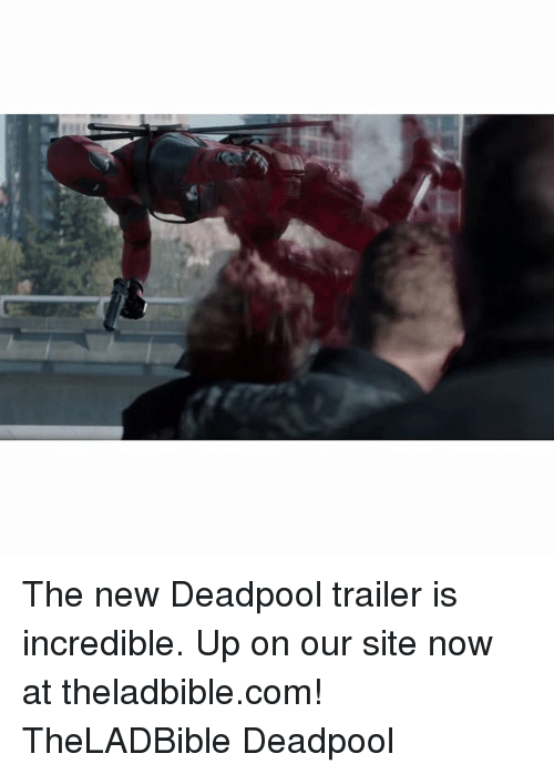 25+ Best Memes About Deadpool and Memes