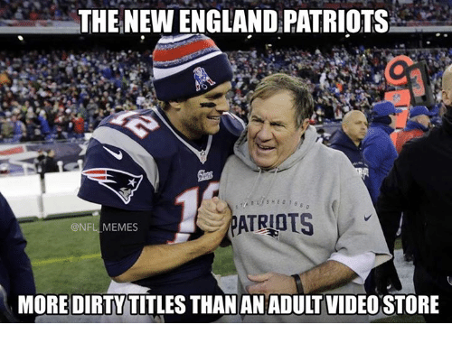 the new england patriots nfl memes more dirty titles than 25433020 🔥 25 best memes about new england patriots new england,Anti Patriots Memes