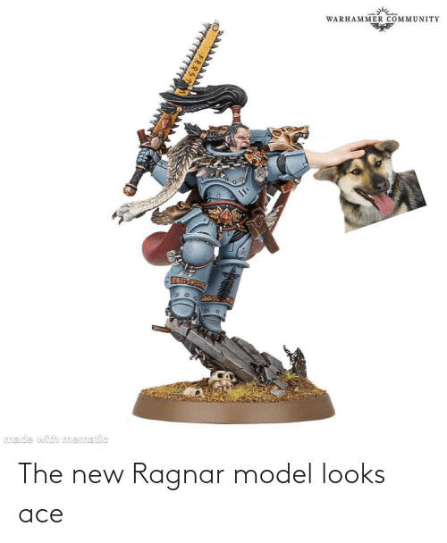 ragnar: The new Ragnar model looks ace