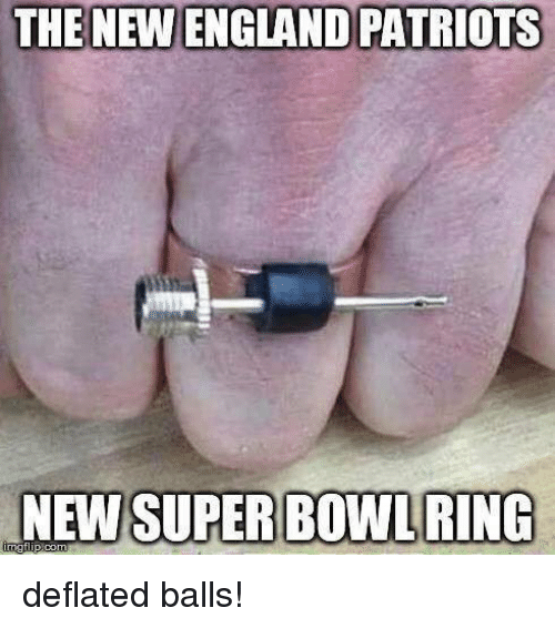 super bowl rings: THE NEWENGLAND PATRIOTS  NEW SUPER BOWL RING deflated balls!