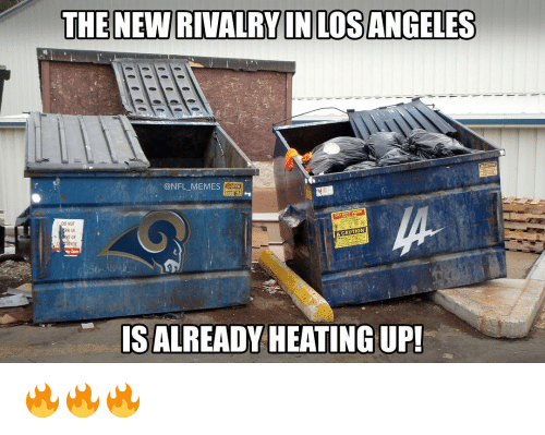 the newrivalry in los angeles nfl memes caution do not 11777521 🔥 25 best memes about nfl nfl memes