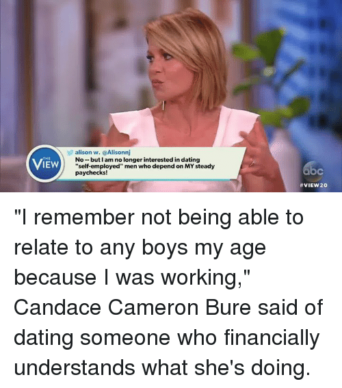 no interest in dating at age 22