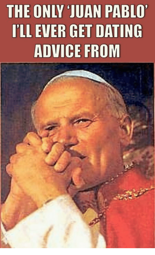 Catholic dating advice