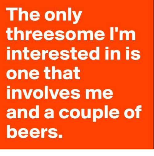 girls interested in threesomes