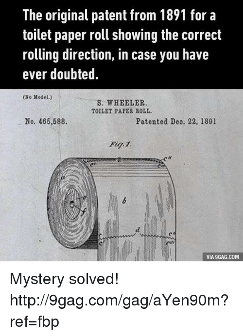 how to change a toilet paper roll for dummies
