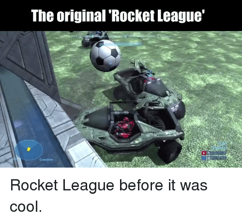 Memes, 🤖, and Rockets: The original Rocket League'  Coastline Rocket League before it was cool.