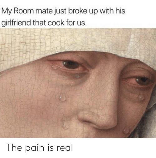 The Pain: The pain is real