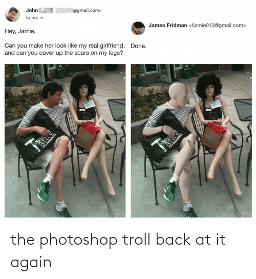 photoshop: the photoshop troll back at it again