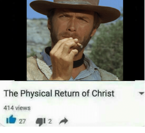 Controversial Cowboy: The Physical Return of Christ  414 views  27