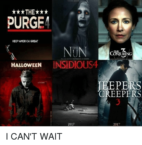 the purge keep america great tthe ing halloween insidious4 pers 8545852 🔥 25 best memes about the purge the purge memes,Purge Meme