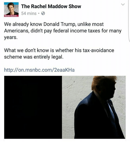 Funny Donald Trump And Taxes Memes Of 2016 On SIZZLE