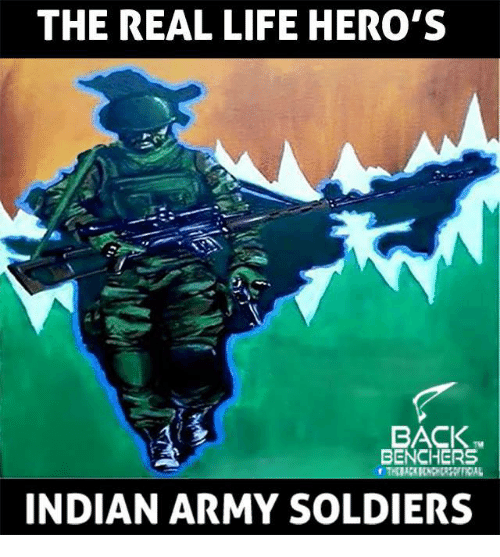 the life of indian army The stories of their courage and passion are larger than life  it was one of the  most difficult missions the indian army attempted because the.