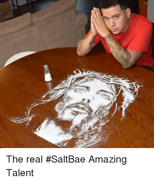 Saltbae: The real #SaltBae  Amazing Talent