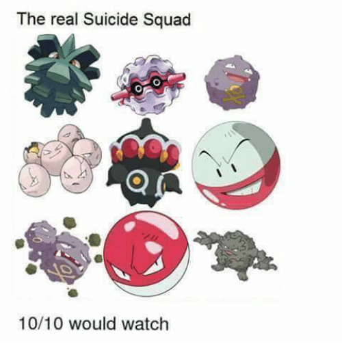 The Real Suicide Squad 1010 Would Watch