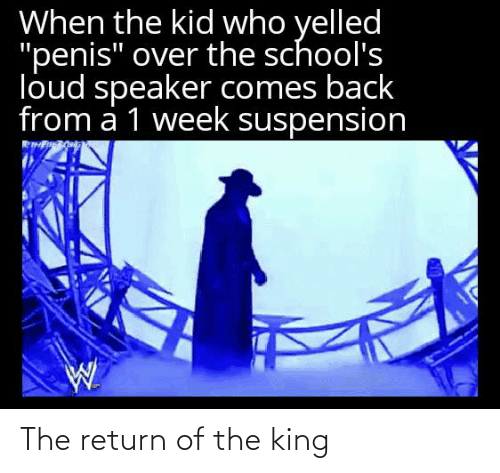 The King: The return of the king