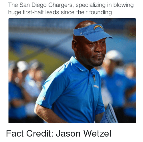San Diego Chargers Facts: 25+ Best Memes About San Diego Chargers