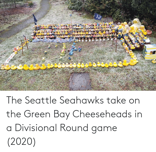 green bay: The Seattle Seahawks take on the Green Bay Cheeseheads in a Divisional Round game (2020)
