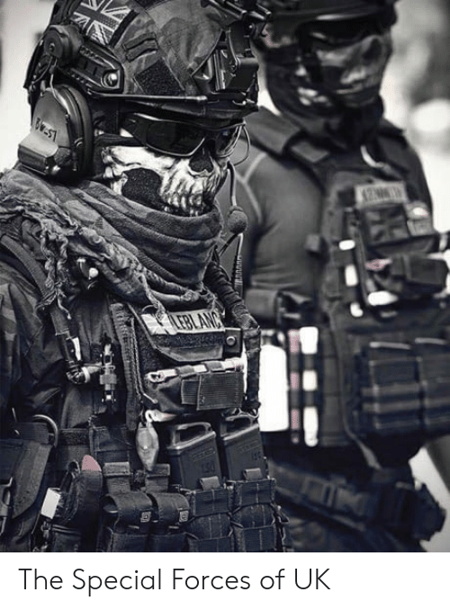 special forces: The Special Forces of UK