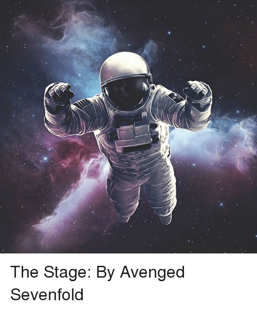 avenged: The Stage: By Avenged Sevenfold