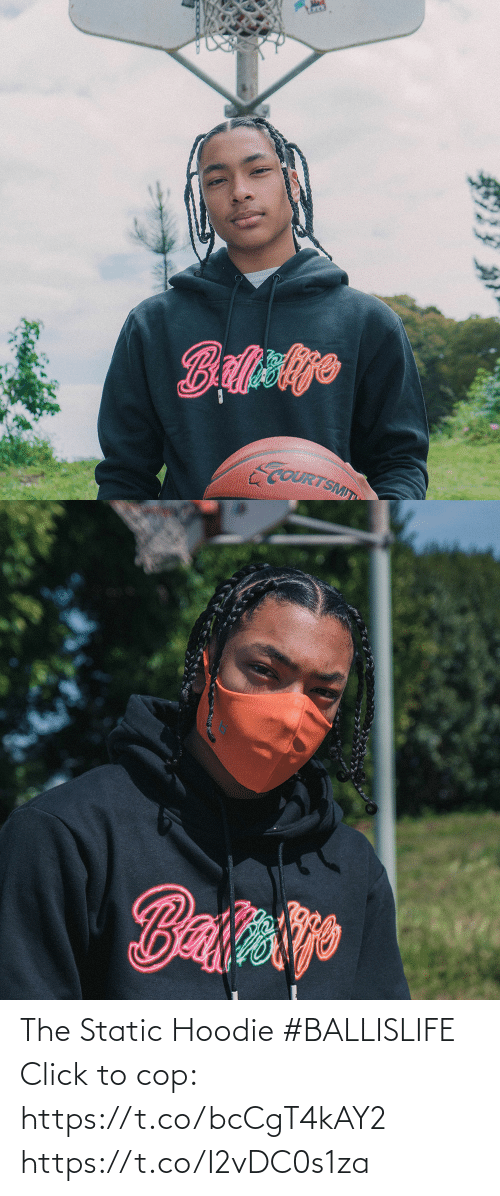 hoodie: The Static Hoodie #BALLISLIFE   Click to cop: https://t.co/bcCgT4kAY2 https://t.co/I2vDC0s1za