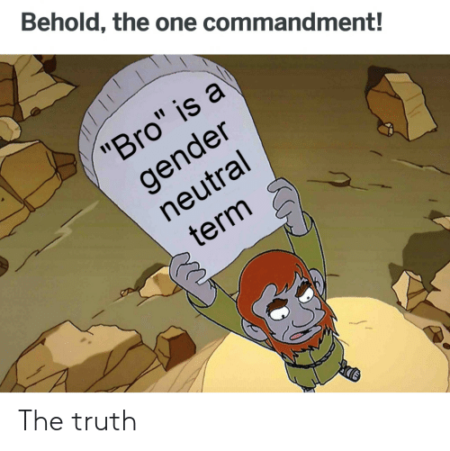 the truth: The truth