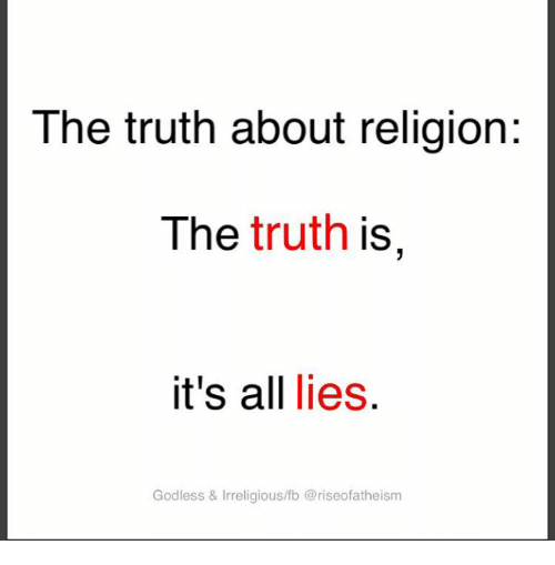 religion and truth