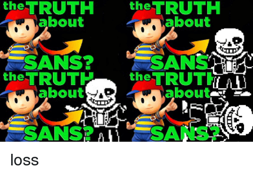 The TRUTH the TRUTH About About SANS? SAN the TRUTH the ...