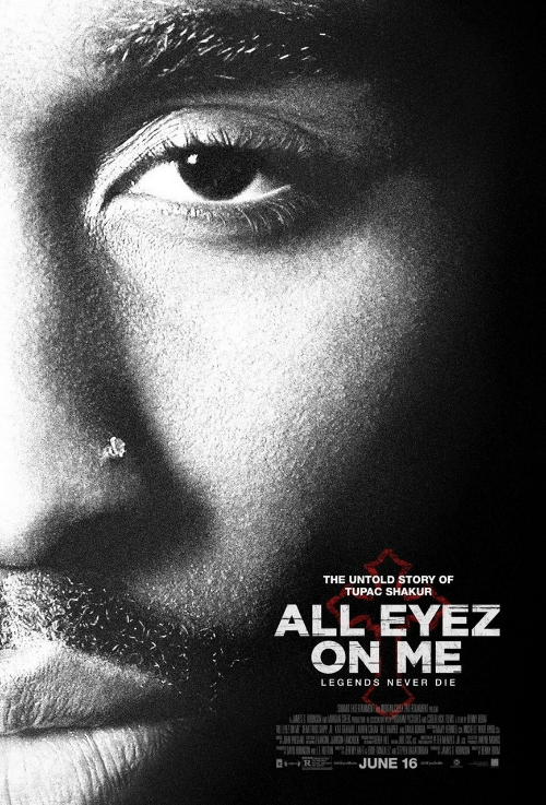 Legends Never Die: THE UNTOLD STORY OF  TUPAC SHAKUR  ALL EYEZ  ON ME  LEGENDS NEVER DIE  JUNE 16  .