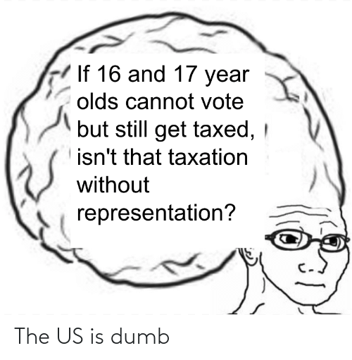 The Us: The US is dumb