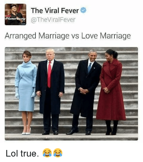 Arranged Marriage: The Viral Fever  @The ViralFever  Arranged Marriage vs Love Marriage Lol true. 😂😂