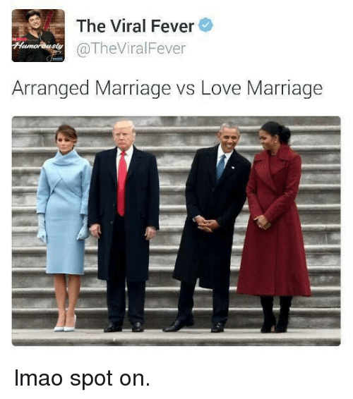 Arranged Marriage: The Viral Fever  The ViralFever  Arranged Marriage vs Love Marriage lmao spot on.